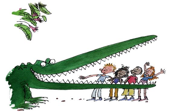 LECTURA LAB ::: Quentin Blake, libros, ilustracion, educacion, The ...